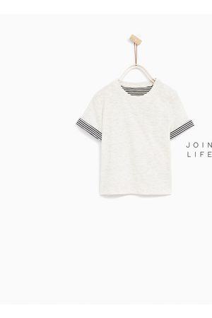 Shirts - Zara BASIC T-SHIRT - In meer kleuren beschikbaar