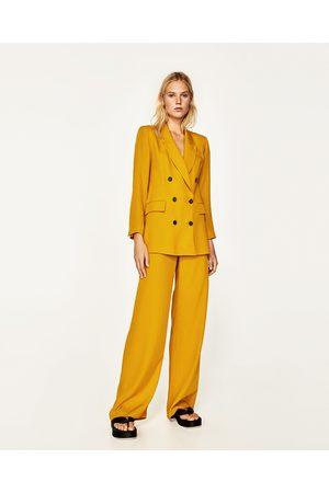 Dames Blazers & Colberts - Zara DOUBLE-BREASTED JASJE - In meer kleuren beschikbaar