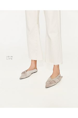 Dames Jeans - Zara JOIN LIFE USED JEANS