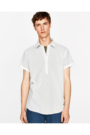Heren Overhemden - Zara VOILÉ OVERHEMD - In meer kleuren beschikbaar
