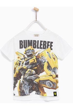 Jongens Shirts - Zara T-SHIRT 'TRANSFORMERS BUMBLEBEE