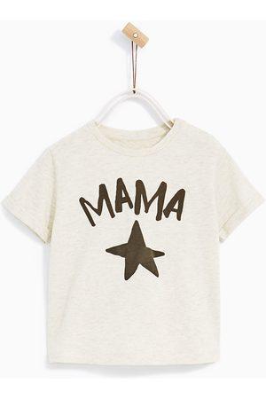 Shirts - Zara T-SHIRT 'MAMA