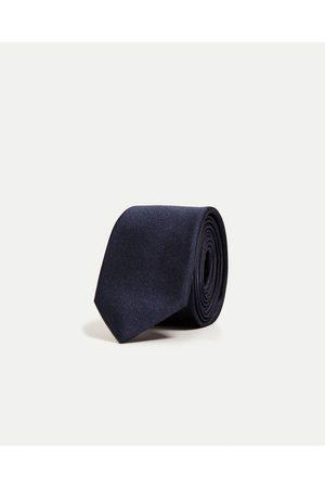 Heren Stropdassen - Zara RIBCORD STROPDAS - In meer kleuren beschikbaar