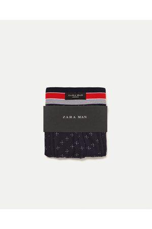 Heren Slips - Zara BOXERSHORT MET PRINT