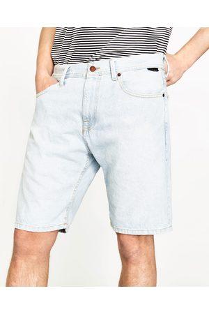 Heren Bermuda's - Zara DENIM BERMUDA - In meer kleuren beschikbaar