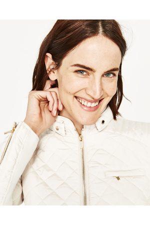 Dames Donsjassen & Gewatteerde jassen - Zara GEWATTEERD COMBI-JACK - In meer kleuren beschikbaar