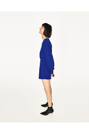 Dames Jumpsuits - Zara JUMPSUIT MET GESPEN