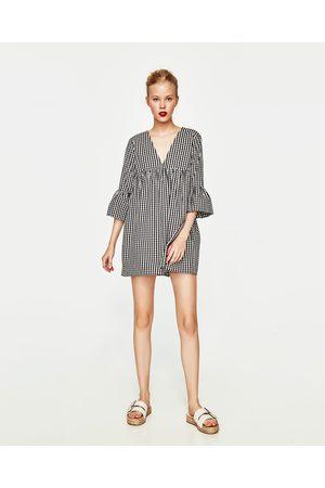 Dames Geprinte jurken - Zara GERUITE JURK-JUMPSUIT