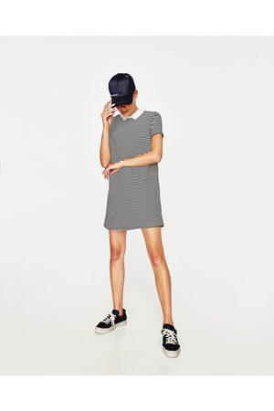 Dames Geprinte jurken - Zara JURK MET BLOEMENPRINT - In meer kleuren beschikbaar