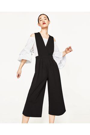 Dames Jumpsuits - Zara JUMPSUIT MET V-HALS