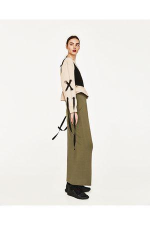 Dames Maxi rokken - Zara LANGE ROK - In meer kleuren beschikbaar