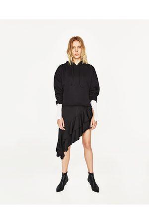 Dames Sweaters - Zara KORT SWEATSHIRT - In meer kleuren beschikbaar