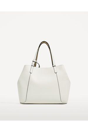 Dames Shoppers - Zara OMKEERBARE SHOPPER - In meer kleuren beschikbaar