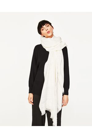 Dames Sjaals - Zara SJAAL VAN 100% KATOEN - In meer kleuren beschikbaar