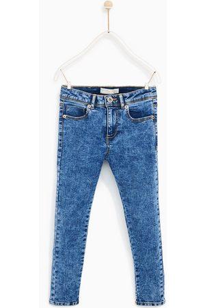 Meisjes Slim & Skinny broeken - Zara DENIM SKINNY BROEK - In meer kleuren beschikbaar