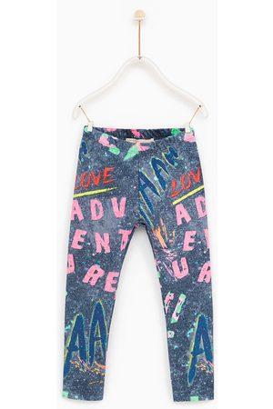 Meisjes Leggings & Treggings - Zara LEGGING MET PRINT - In meer kleuren beschikbaar