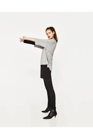 Sweaters - Zara ZACHT SWEATSHIRT