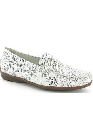 Chaussures Blanc Waldläufer ddfZZa