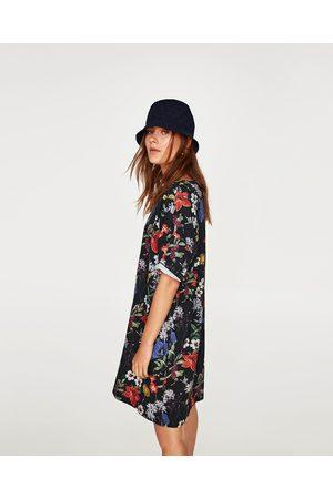 Zara JURK MET PRINT - In meer kleuren beschikbaar