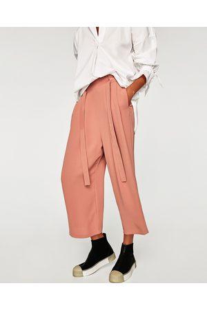 Zara CULOTTE-BROEK - In meer kleuren beschikbaar