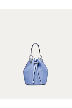 Zara MINI-BUIDELTAS MET SIEROOGJES - In meer kleuren beschikbaar