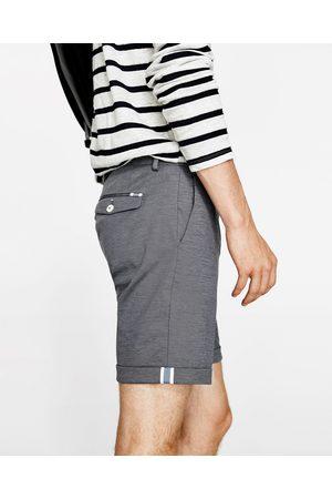 Zara BERMUDA MET BANDJE - In meer kleuren beschikbaar