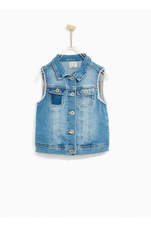 Zara BASIC DENIM GILET