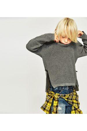 Zara TRUI MET TEXTUUR EN RITSJES - In meer kleuren beschikbaar