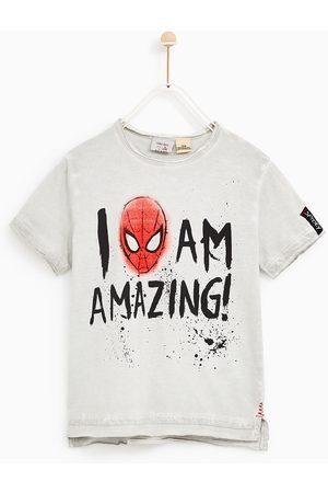 Zara T-SHIRT SPIDERMAN 'I AM AMAZING
