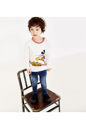 Zara T-SHIRT MET MICKEY MOUSE EN PLUTO