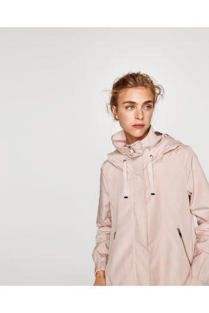 Zara WATERAFSTOTENDE REGENJAS - In meer kleuren beschikbaar