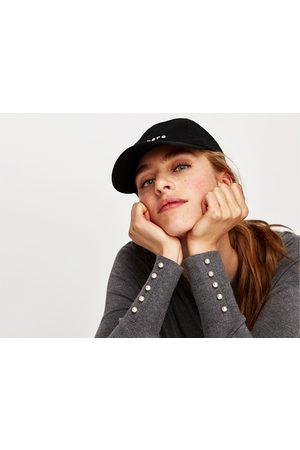 Zara TRICOT VEST MET PARELKNOPEN - In meer kleuren beschikbaar