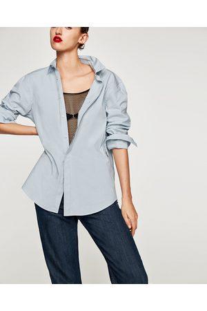 Zara BODY VAN NETSTOF MET SPAGHETTIBANDJES - In meer kleuren beschikbaar