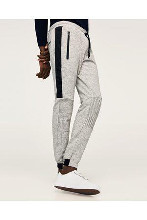 Zara HEATHER JOGGING TROUSERS - In meer kleuren beschikbaar