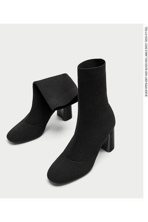 enkel laarzen stoffen
