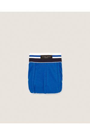 Zara GESTREEPTE BOXERSHORT - In meer kleuren beschikbaar