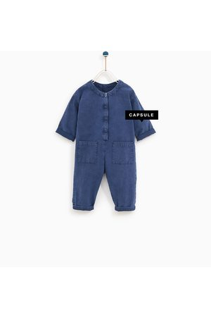 Zara WORKER JUMPSUIT