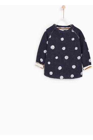 Zara Omkeerbaar t shirt met print