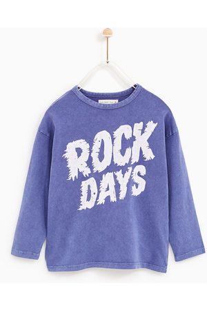 Zara T-SHIRT ROCK DAYS