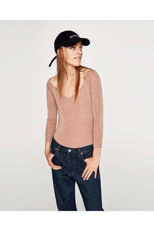 Zara BODY MET LANGE MOUWEN - In meer kleuren beschikbaar
