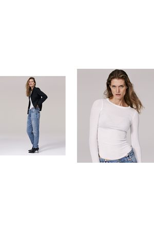 Zara JEANS THE RECONSTRUCTED VINTAGE HIGH RISE