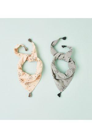 Zara SJAALTJE MET DRIEHOEKJES EN KWASTJES - In meer kleuren beschikbaar