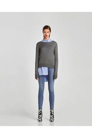Zara JEANS IN SKINNY FIT MET HOGE TAILLE - In meer kleuren beschikbaar