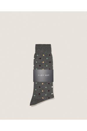 Zara SOKKEN MET STIPPEN - In meer kleuren beschikbaar