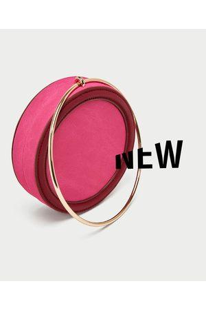 Zara GEOMETRISCHE CLUTCH - In meer kleuren beschikbaar