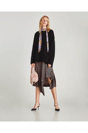 Zara MINIRUGZAK MET TEXTUUR - In meer kleuren beschikbaar
