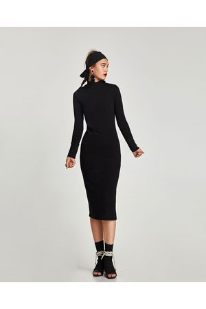 Favoriete Zara tricot maxi-jurk Dames Kleding | KLEDING.nl | Vergelijk & Koop! &QE32