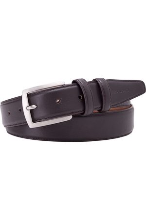 Herenriemen - Profuomo Riem brown stitch