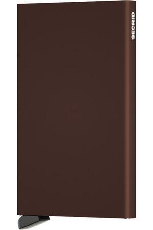 Heren Secrid Cardprotector Brown