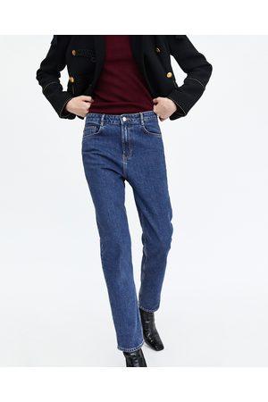 Zara JEANS IN MOM FIT - In meer kleuren beschikbaar